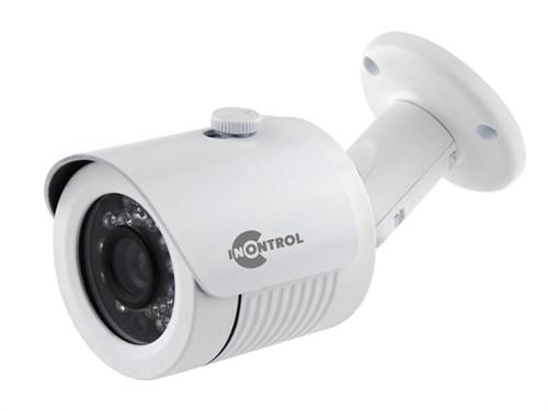 Уличная цветная IP-камера с ИК подсветкой FullHD 1080P InControl IP-200R20 - фото 3688