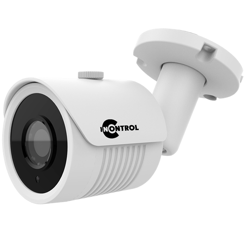 Уличная цветная IP-камера с ИК-подсветкой InControl IP-200R30