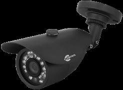 Уличная видеокамера AHD 720P с ИК-подсветкой 20 метров