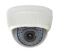 Купольная AHD видеокамера 960P с ИК-подсветкой 20 метров