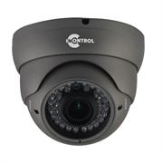 Купольная AHD видеокамера 720P с ИК-подсветкой 30 метров
