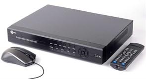 4-канальный гибридный видеорегистратор 960H