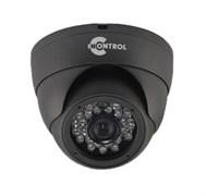 Купольная цветная видеокамера AHD 720P с ИК-подсветкой 20 метров