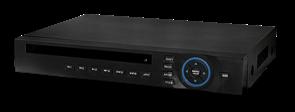 4-канальный мультигибридный видеорегистратор InControl S4-AHD40