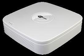4-канальный гибридный видеорегистратор