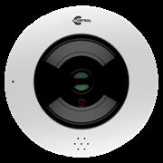 Панорамная IP камера 1520P с ИК подсветкой 20 метров InControl IP-300F20