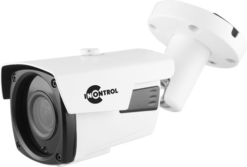 Уличная AHD камера 5 Мегапикселей SONY Starvis с объективом 2.8-12 мм, ИК-подсветка 60 м. - фото 4204