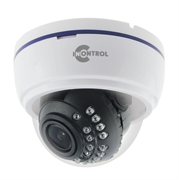 Купольная IP видеокамера 1080P с ИК-подсветкой 20 метров