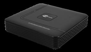 4-канальный IP видеорегистратор