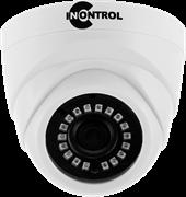Купольная AHD видеокамера 1080P с ИК-подсветкой 20 метров InControl AHD-200PL20