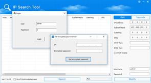 Сброс пароля в видеорегистраторе