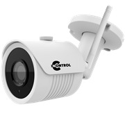Уличная цветная WiFi камера с ИК подсветкой InControl IP-200R30 WIFI