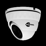 Антивандальная широкоугольная AHD камера, 2 Мегапикселя SONY, 1080P, ИК подсветка 20м. - фото 4161